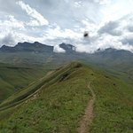 Drakensberg Mountains照片