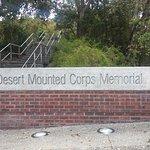 Bild från Desert Mounted Corps Memorial
