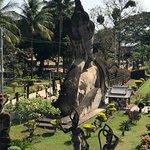 Foto di Buddha Park