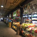 Great place to come during the winter or summer grocery shopping, restaurants, coffee shops, and even a pharmacy
