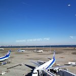 Photo of Tokyo International Airport (Haneda) Terminal No2 Observation Deck