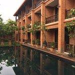 Entrance - Phor Liang Meun Terracotta Arts Hotel Photo