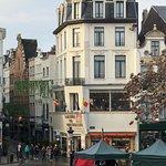 Bilde fra Aux Gaufres de Bruxelles
