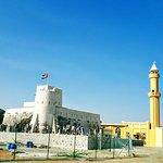 Al Bithnah Fort Foto