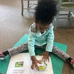 Had a learning blast at the Library!!