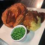TOAD IN THE HOLE, DELICIOUS