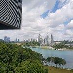 シンガポール・ケーブルカーの写真