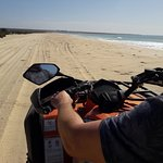 Great quard tour this morning, exploring the south part of boa vista