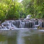 Cachoeira da Água Doce - Estância Mimosa. Foto: Marcos Amend