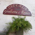 Фотография Osteria Giulietta e Romeo