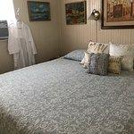 The Original Art Bedroom in B&B -- King bed