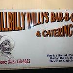 Billede af HillbillyWilly's BBQ