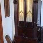 Barrel Organ at Great Greenwood House