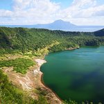 Photo of Taal Volcano