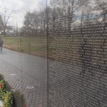 Foto Tugu Peringatan Veteran Vietnam