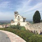 In un cittá ideale come Assisi !