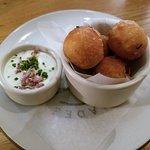 Sour Cream + Onion Donut