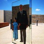 Mirrored exhibit.