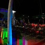 Foto de Reflexion's Beach Bar &  Restaurant