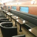 青のシンフォニー号(車内レストラン車両)