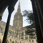 Photo of Salisbury Cathedral and Magna Carta