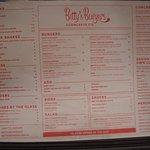 Betty's Burgers & Concrete Co resmi