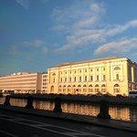 Фотография Мост Ломоносова