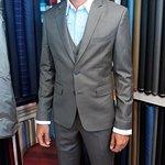 Special 3 pcs suit in cashmere