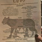Bilde fra Lupa Osteria Romana