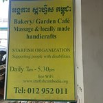 The Starfish Bakery & Cafe의 사진