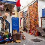 small shop in the medina