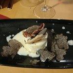 Photo de Osteria del Vino