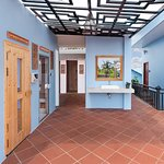 Steam and sauna room
