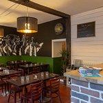 La salle de restaurant du Gribiche