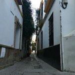 Foto van Barrio Santa Cruz