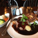 The Wheatsheaf Inn Restaurantの写真