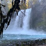 Foto Sahalie and Koosah Falls