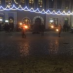 Old town and palace sq