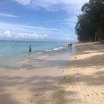 Flic en Flac Beach Photo