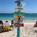 La Playa Xpu Ha Restaurant & Beach Club Photo
