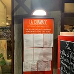 Photo de Restaurant la Chamade