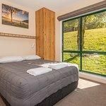 Jayco cabin bedroom
