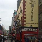 Bild från The Auld Dubliner