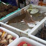 Bild från Zhuhai Wanzai Seafood Street