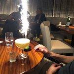 Pornstar Martini met verjaardags fontijntje