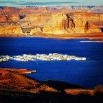Page Arizona Beautiful Lake