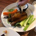 Foto van The Wild Cow Vegetarian Restaurant