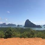 Photo of James Bond Island