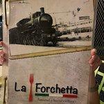 Bild från La Forchetta