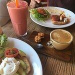 Photo de Boomelicious Cafe